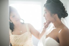 WEDDING | Ana + Kris by Sandy Tam Photography featured on Ruffled Blog