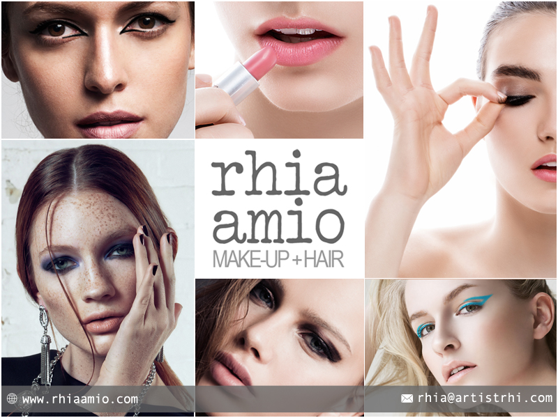 Make-up and Hair Lessons Toronto x artistrhi Rhia Amio