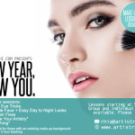 UPDATES | Make-up and Hair Lessons Toronto x artistrhi