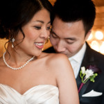 WEDDING | Susan + Danny by Heidi Lau featured on Weddingbells
