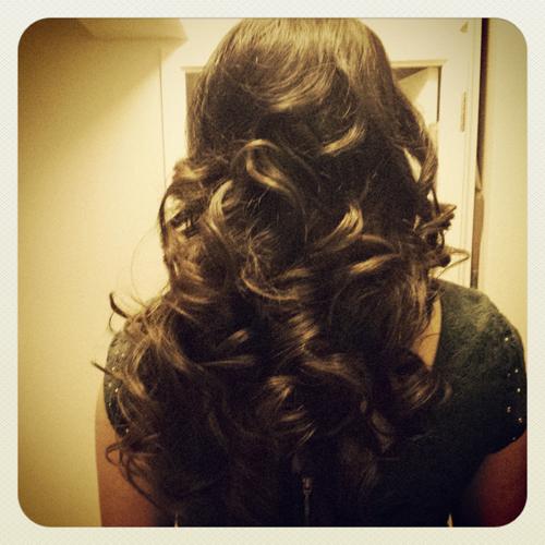 Hair by Rhia Amio www.artistrhi.com