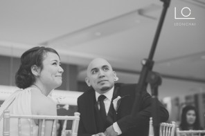 WEDDING | Tina + Reggie by Leon Chai Photography