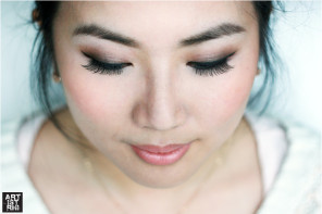 BEAUTY SHOT | Before and After Bridal Trial