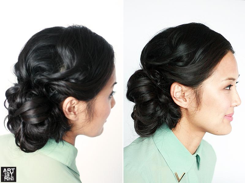 bridal hair toronto rhia amio artistrhi