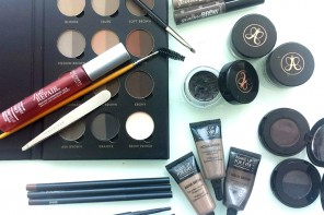 PRODUCT REVIEW | Best in Brows with Anastasia, Armani, Benefit, MAC, Make-up Forever and Maybelline