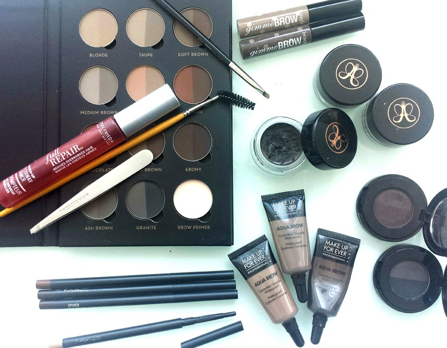 Best in Brows Article by Toronto Make-up Hair Artist Rhia Amio artistrhi