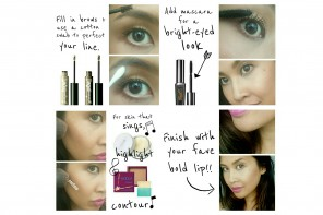 GET THE LOOK | #Selfie Guide to Quick Easy Summer Make-up