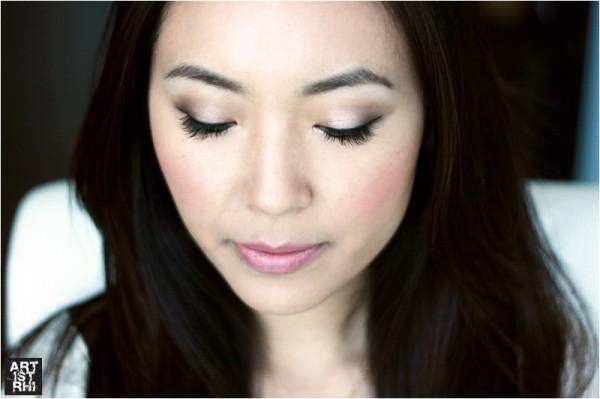 Glowing Bridal Beauty by Rhia Amio Toronto Make-up Hair Artist artistrhi