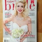 WEDDING   Today's Bride