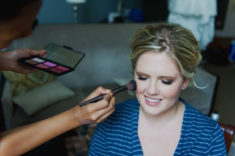 Bridal Beauty by Toronto Makeup Hair Artist Rhia Amio artistrhi