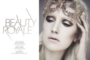 EDITORIAL | Beauty Royale in TWO Magazine